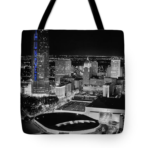 Oks0055 Tote Bag by Cooper Ross