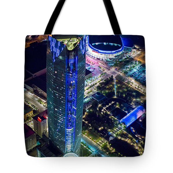 Oks0057 Tote Bag by Cooper Ross