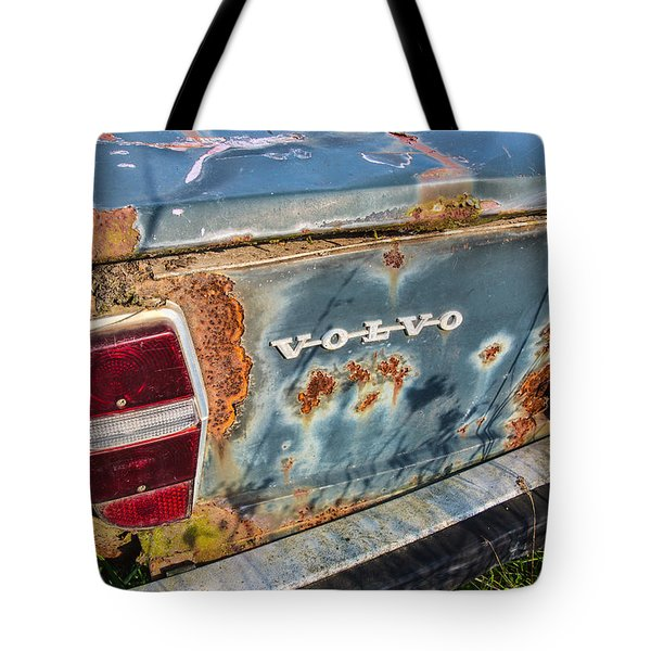 Old Aged Tote Bag