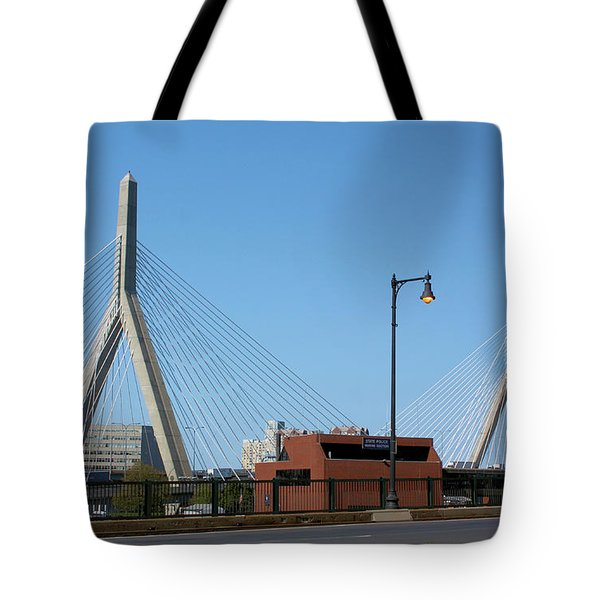 Old And New Boston Tote Bag by Kristin Elmquist