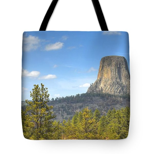 Old As The Hills Tote Bag