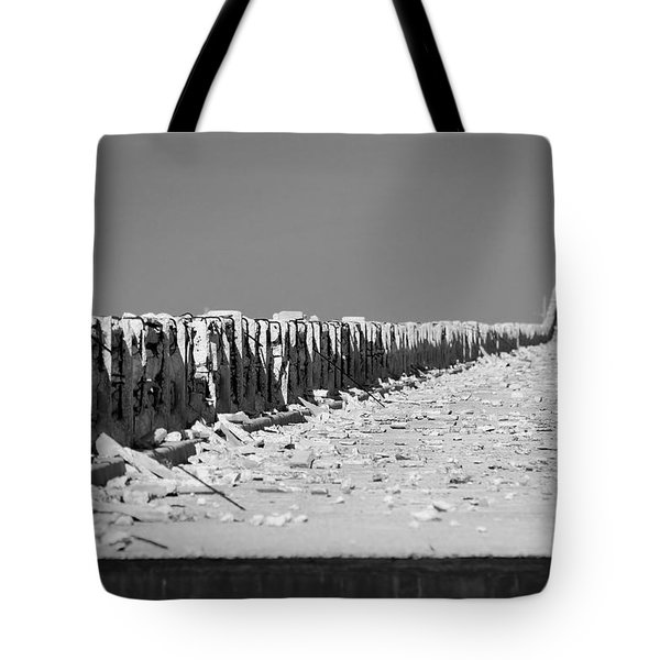 Old Bahia Honda Bridge Tote Bag