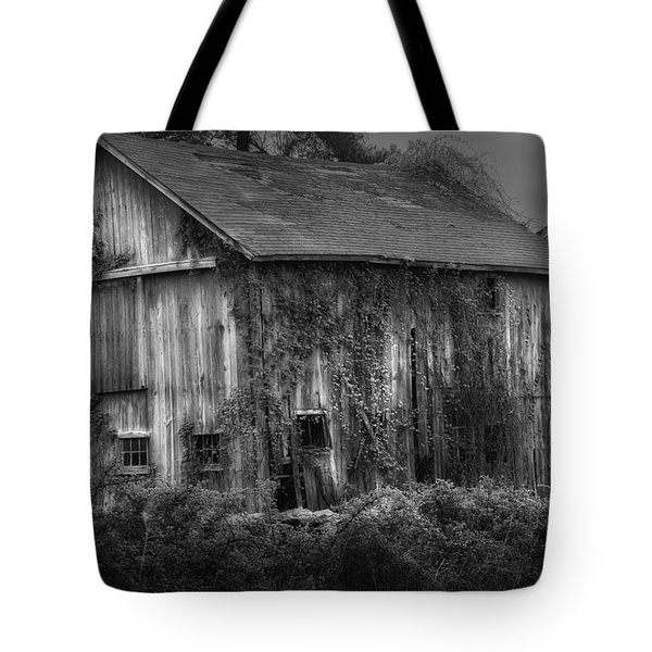 Old Barn Tote Bag by Bill Wakeley