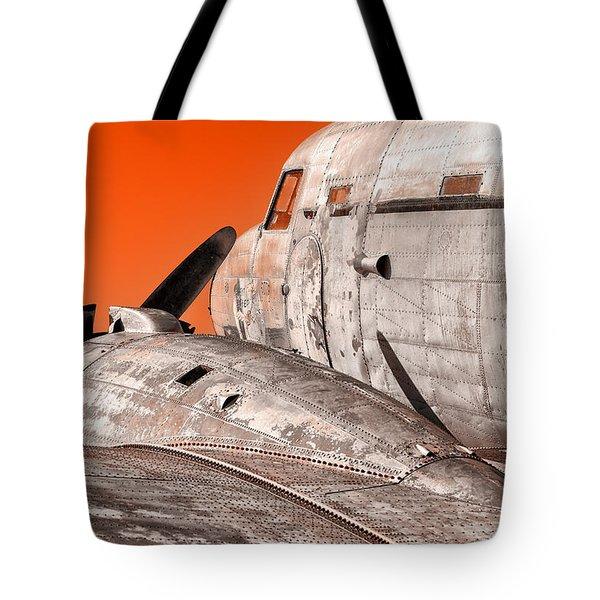 Old Bird Tote Bag