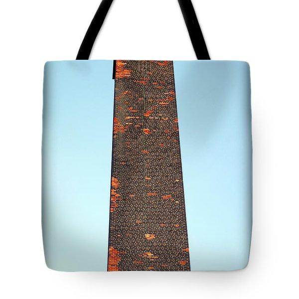 Old Brick Stack Tote Bag by Valentino Visentini