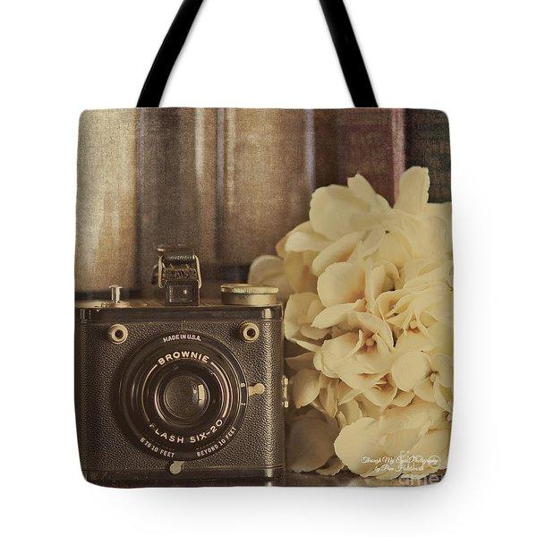 Old Brownie Tote Bag