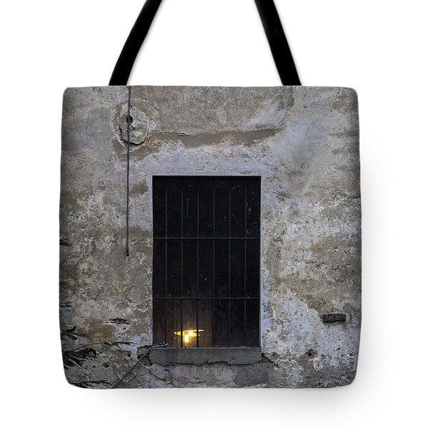 Old But Full Of Life Tote Bag