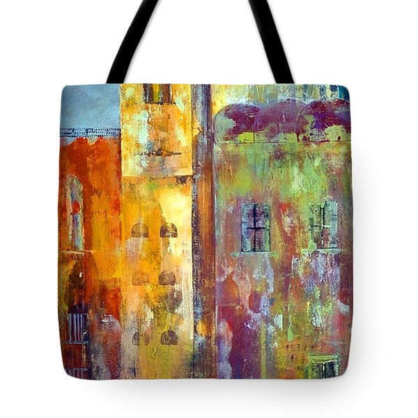 Old City East Tote Bag