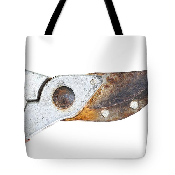 Old Clippers Tote Bag by Michal Boubin