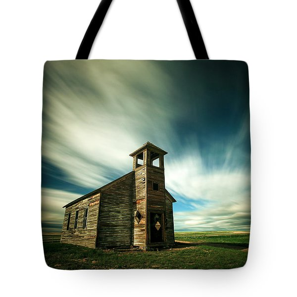 Old Cottonwood Church Tote Bag