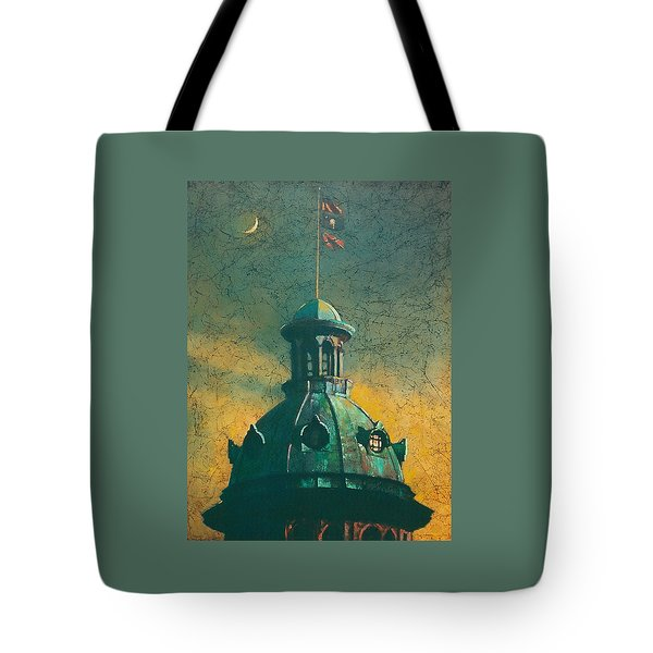 Old Dome Tote Bag by Blue Sky