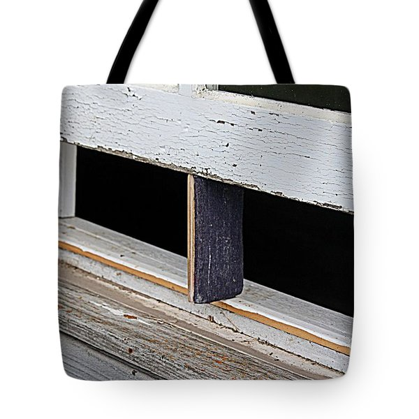 Old Fashioned Air Conditioning Tote Bag