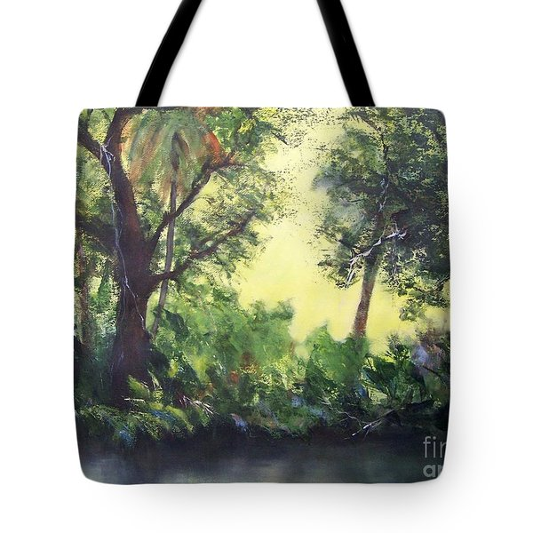 Old Florida 2 Tote Bag