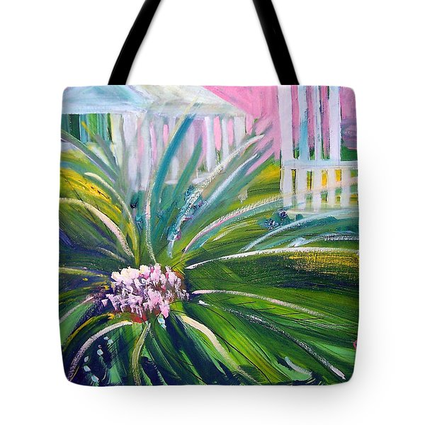 Old Florida Tote Bag by Patricia Taylor