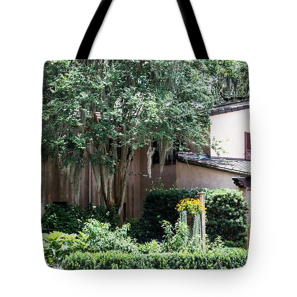 Old Florida Style Tote Bag