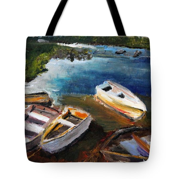 Old Folks Home Tote Bag