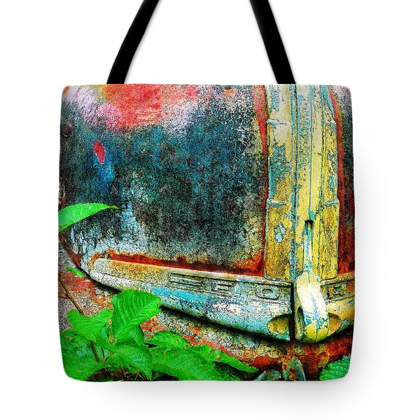 Old Ford #1 Tote Bag