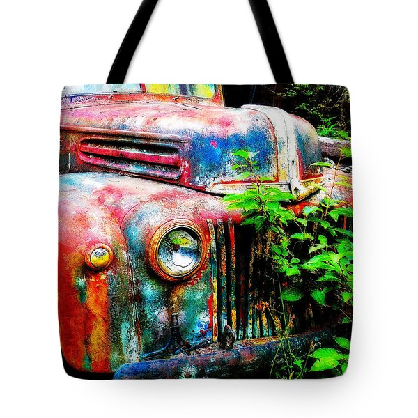 Old Ford #2 Tote Bag