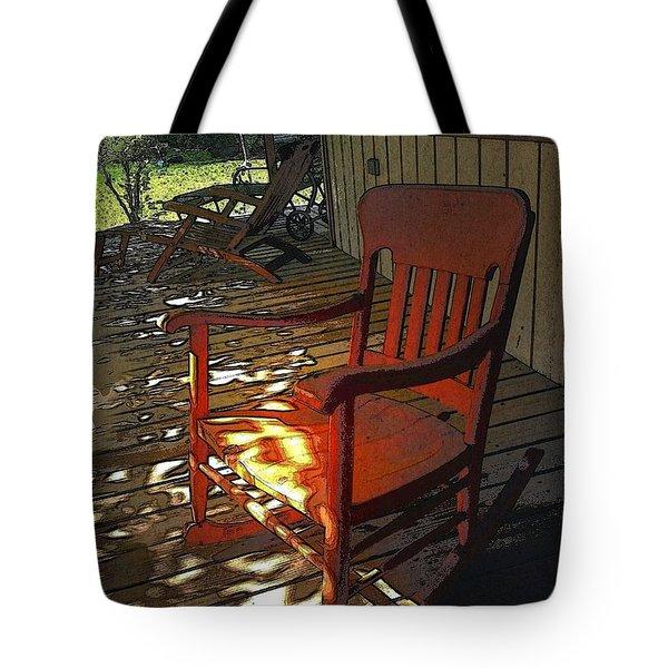 Old Friend  Tote Bag