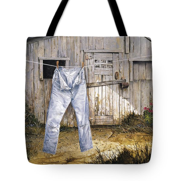 Old Friends Tote Bag by Michael Humphries