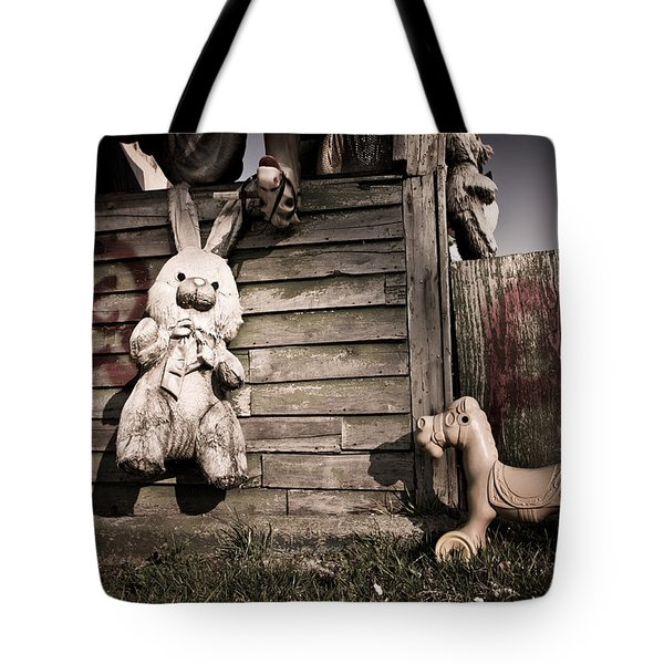 Old Friends Tote Bag by Priya Ghose