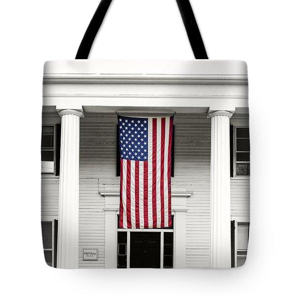 Old Glory Est. 1776 Tote Bag