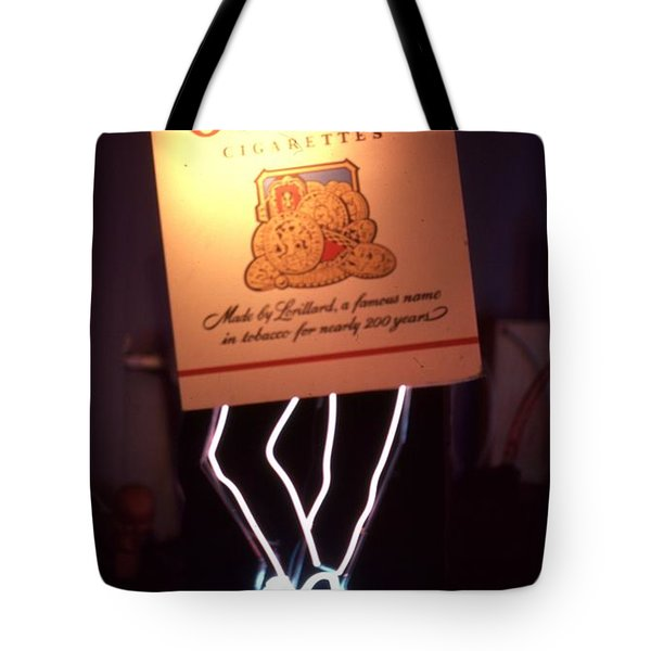 Old Gold Dancing Pack Tote Bag by Pacifico Palumbo