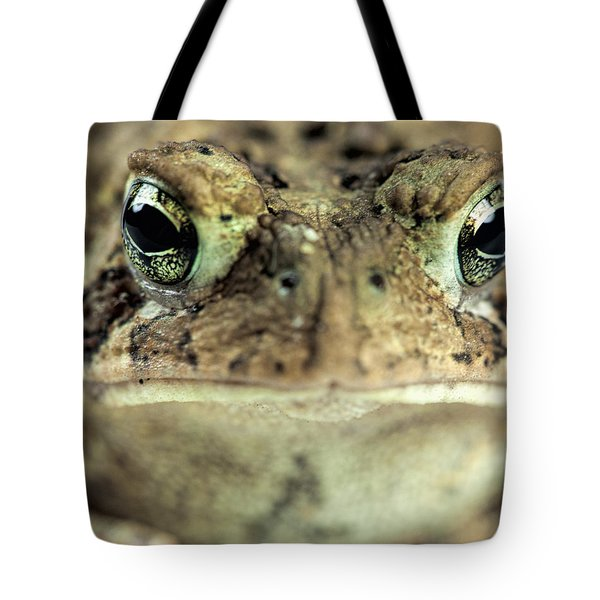 Old Gold Eyes Tote Bag
