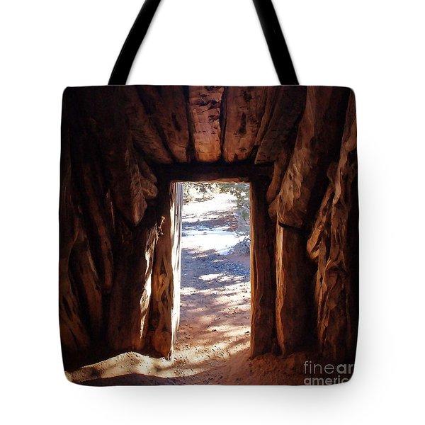 Old Hogan Tote Bag