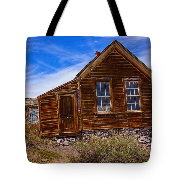 Old House Bodie Tote Bag