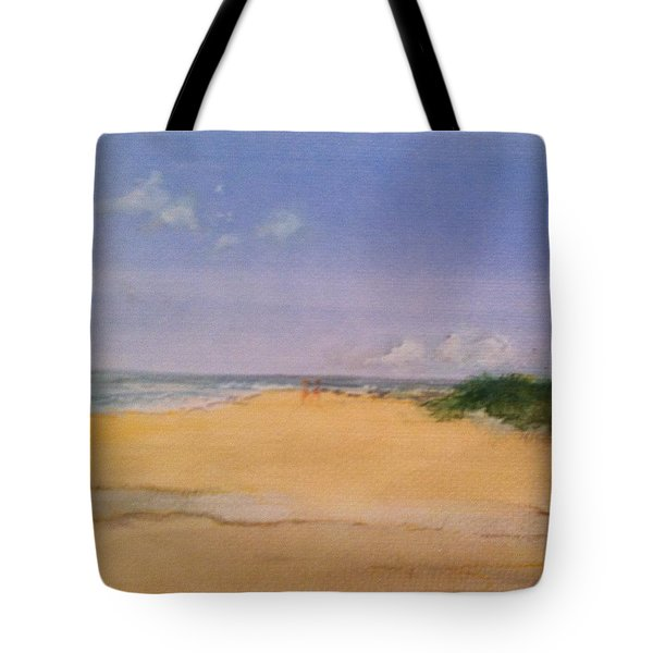 Old Hunstanton Beach Tote Bag