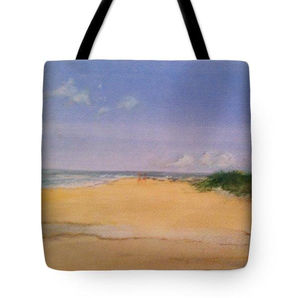 Old Hunstanton Beach Tote Bag