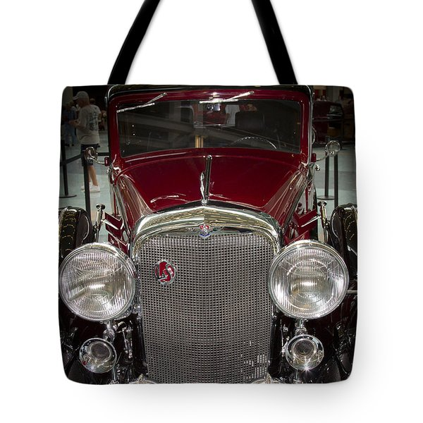 Old Lasalle  Tote Bag