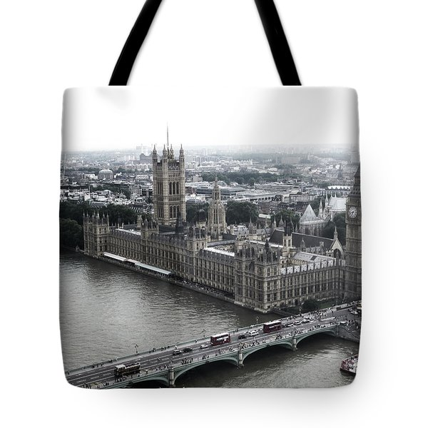 Old London .. New London Tote Bag