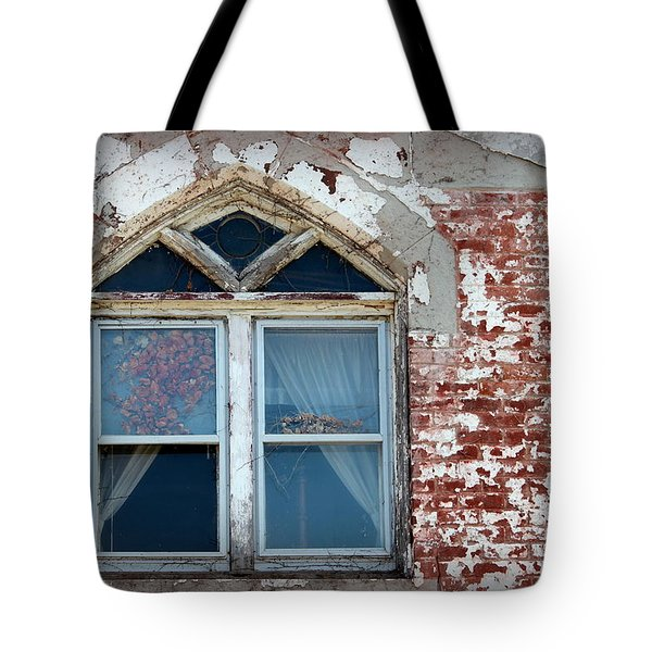 Old Market II Tote Bag by Lynn Sprowl