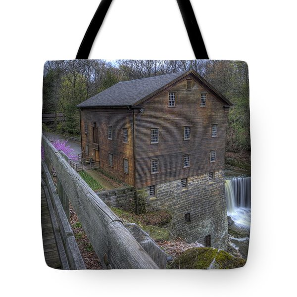 Old Mill Of Idora Park Tote Bag
