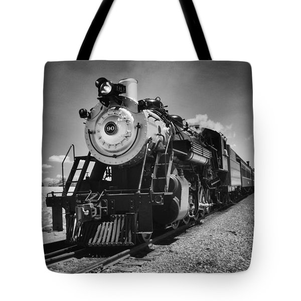 Old Number 90 Coming Home Tote Bag
