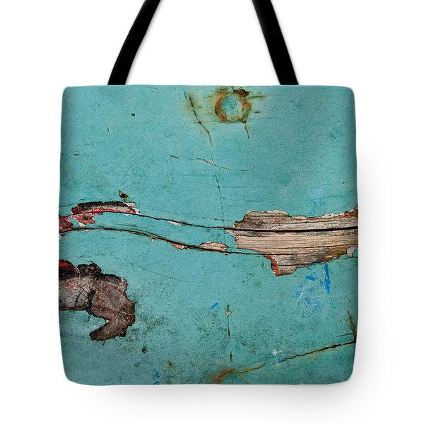 Old Ocean - Abstract Tote Bag