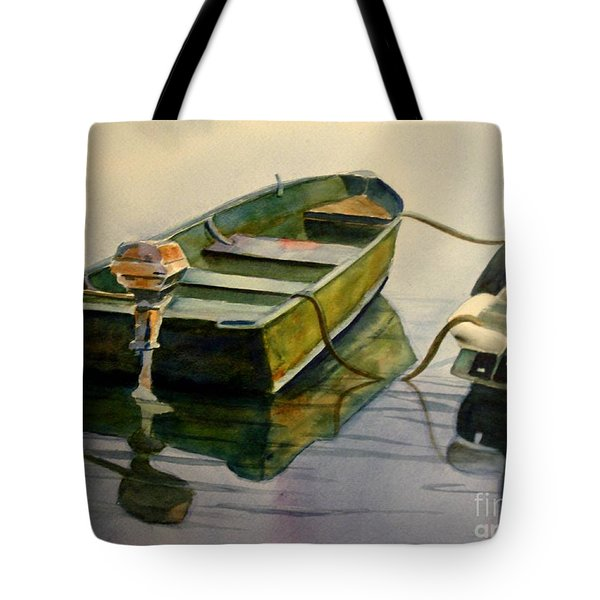 Old Pal Tote Bag by Marilyn Jacobson