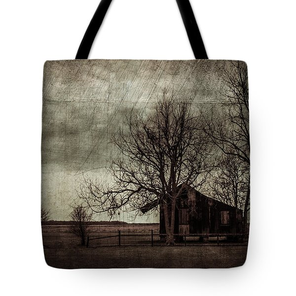 Old Plantation Tote Bag by Perry Webster