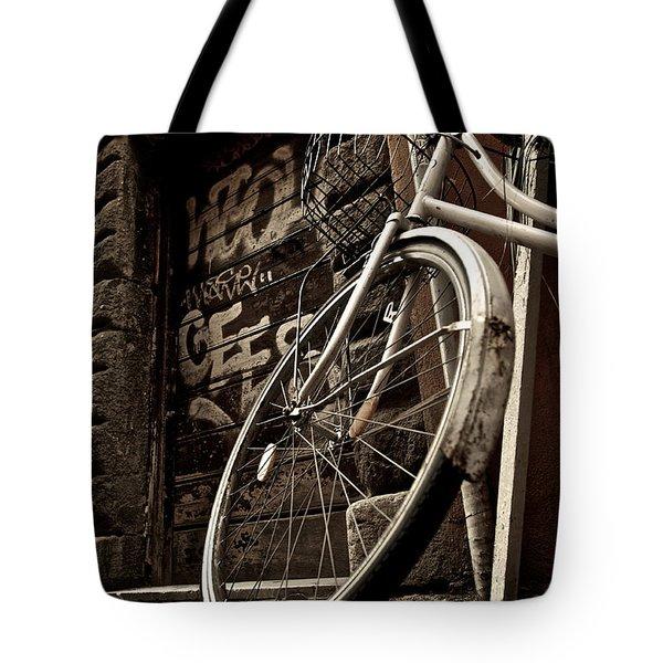 Old Ride Tote Bag