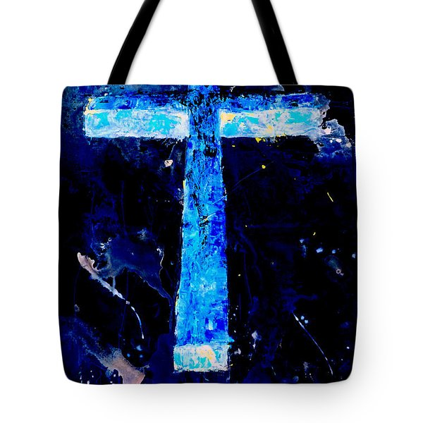 Old Rugged Cross II Tote Bag