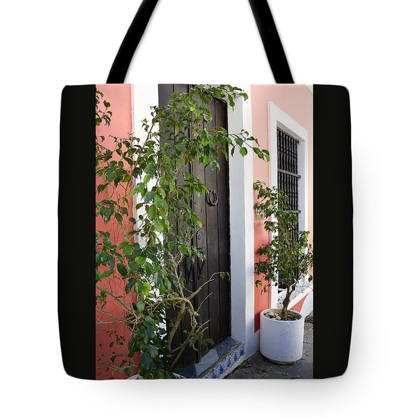 Old San Juan Tote Bag