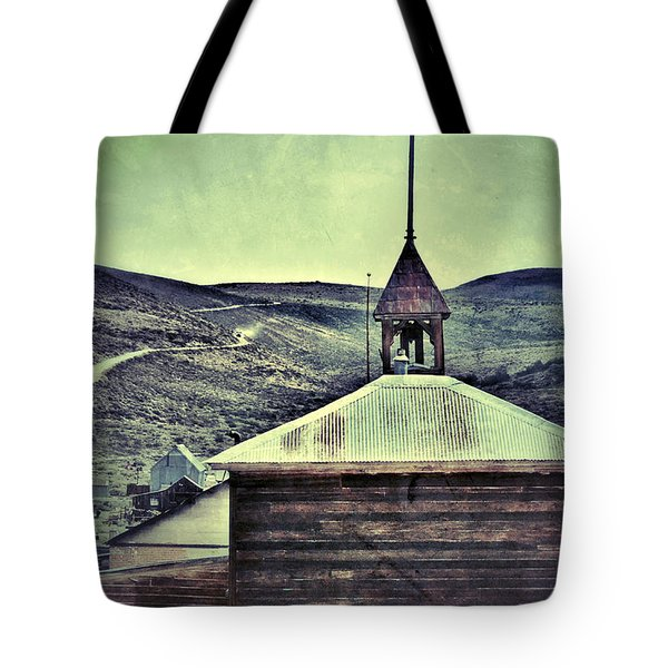 Old Schoolhouse Tote Bag by Jill Battaglia