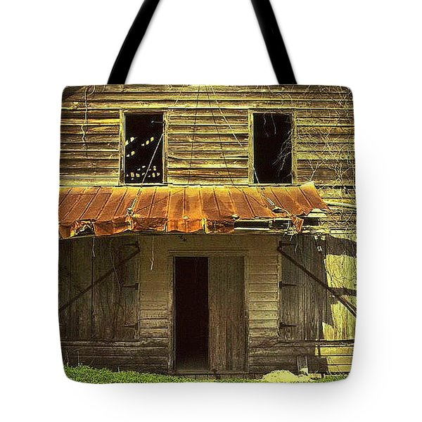 Old Seabrook House Tote Bag by Patricia Greer