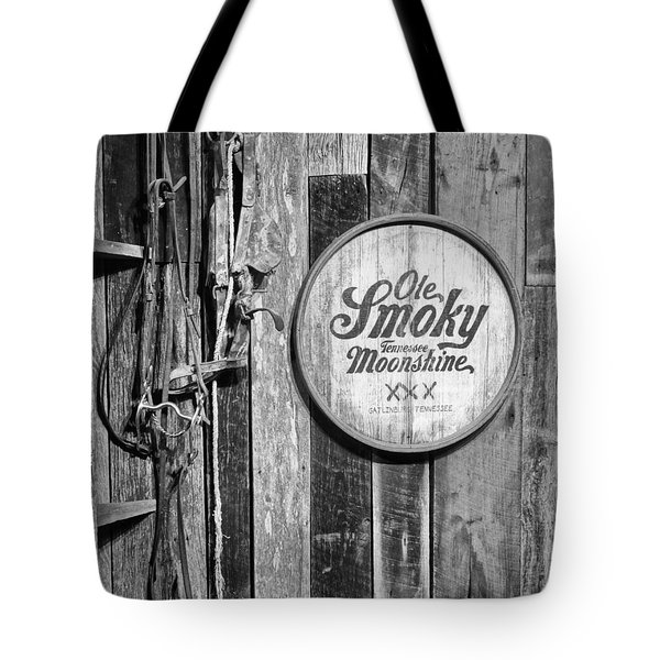 Ole Smoky Moonshine Tote Bag