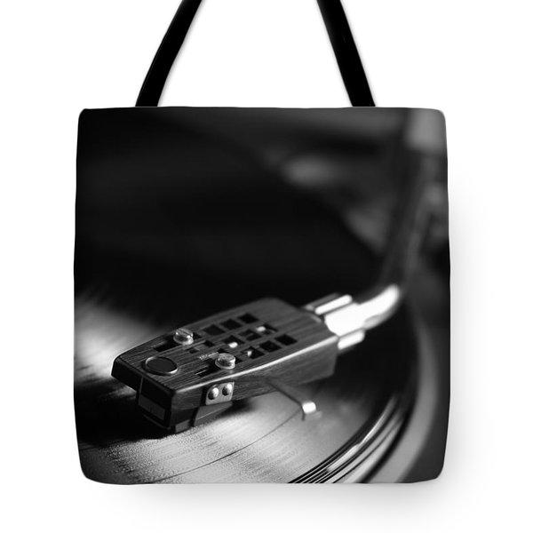 Old Songs Of Memory Tote Bag