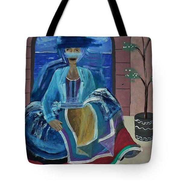 Old Soul Tote Bag by Barbara St Jean