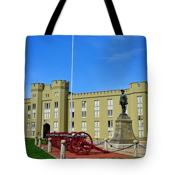 Old Stonewall Tote Bag by Cathy Shiflett