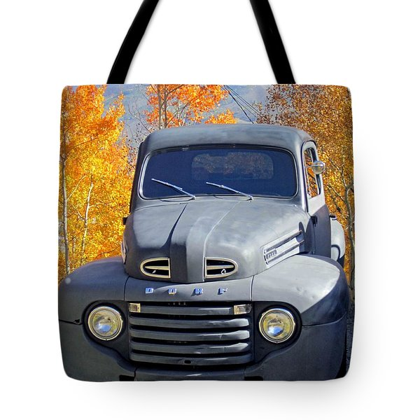Tote Bag featuring the photograph Old Time Fun by Fiona Kennard